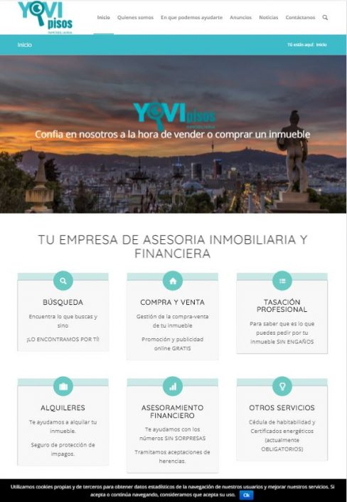 Inmobiliaria de Proximidad en Barcelona